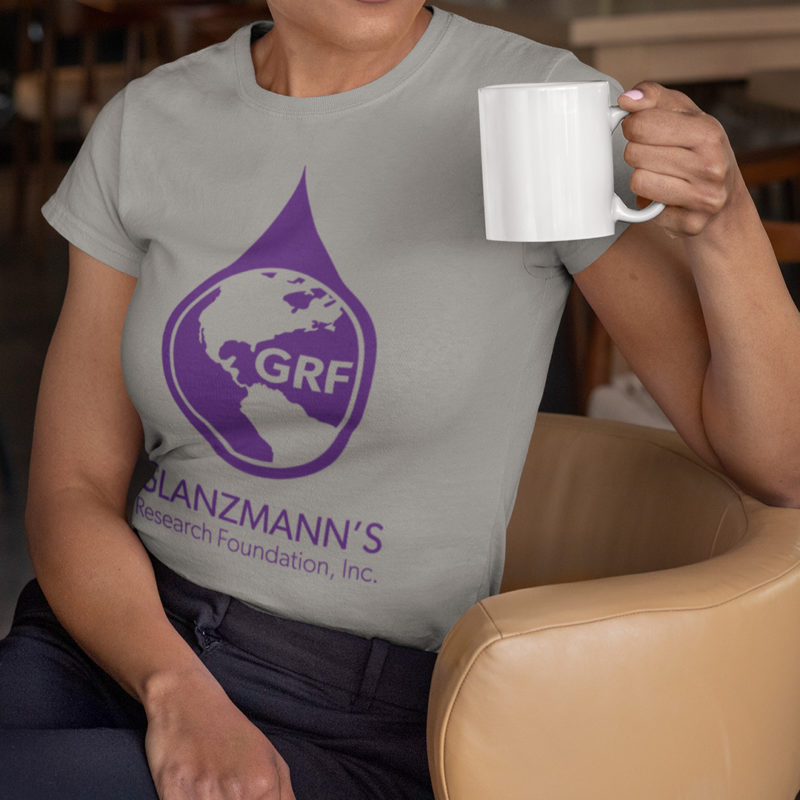 Glanzmann's Research Foundation Shirt