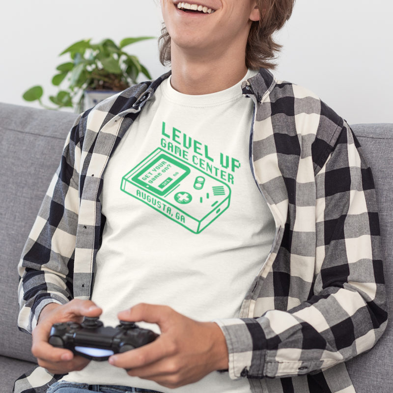 Level Up Game Center Shirt