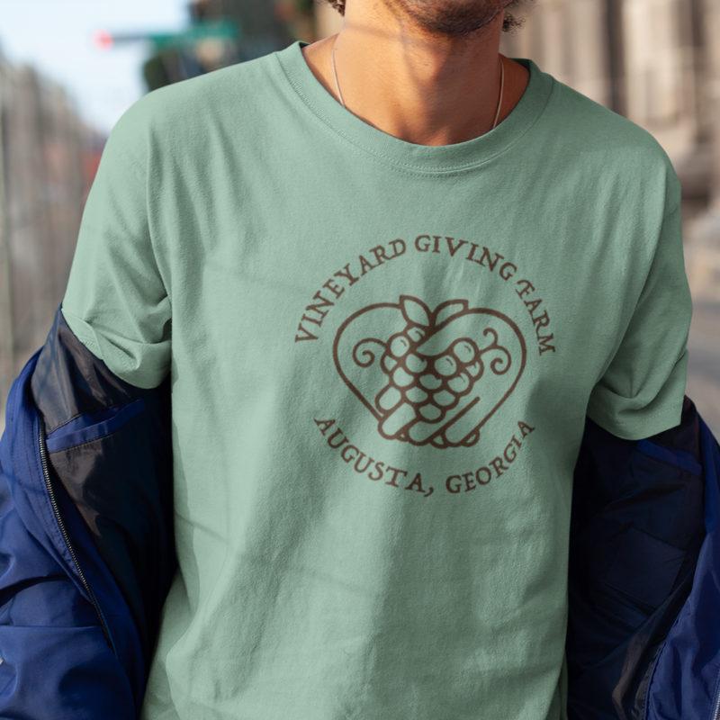 Vineyard Giving Farm Shirt