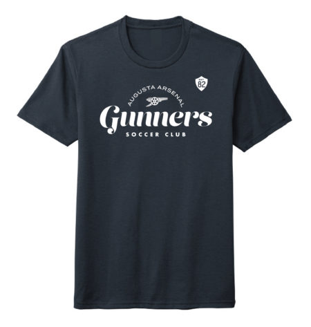 Augusta Arsenal Soccer Shirt