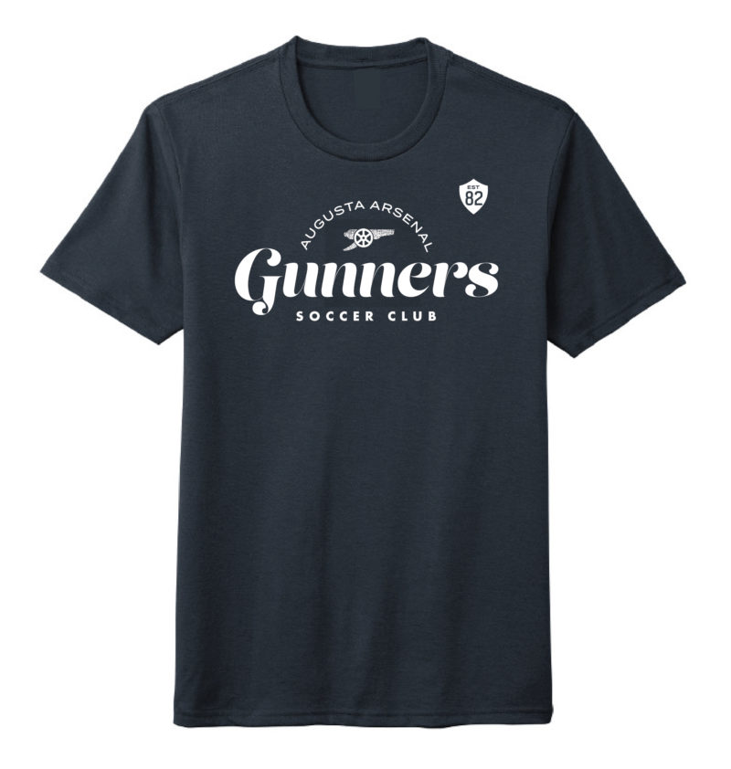 Augusta Arsenal Soccer Shirt