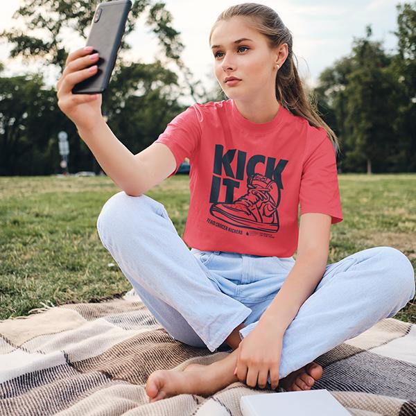 Cancer Kickers T-shirt